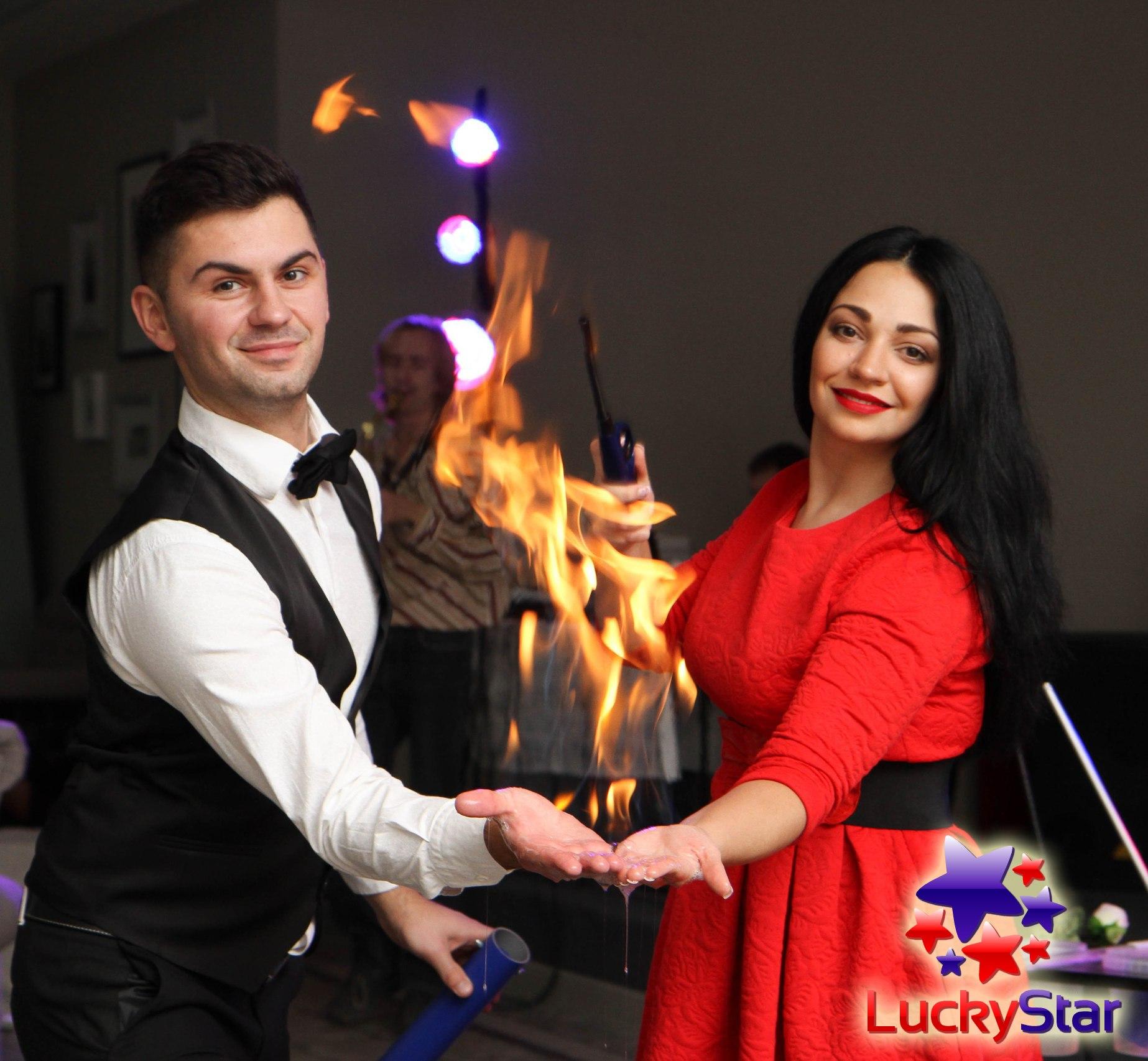Шоу гигантских мыльных пузырей «Lucky star» в Таганроге
